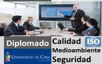 Diplomado Universidad de Chile Gestión Integrada de Calidad, Seguridad y Medio Ambiente