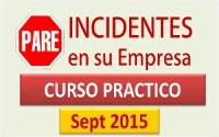 Curso Práctico: Evite la repetición de Incidentes en su Empresa Sep. 2015