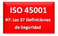 ISO 45001 Nuevos Conceptos