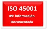 ISO 45001: Información Documentada